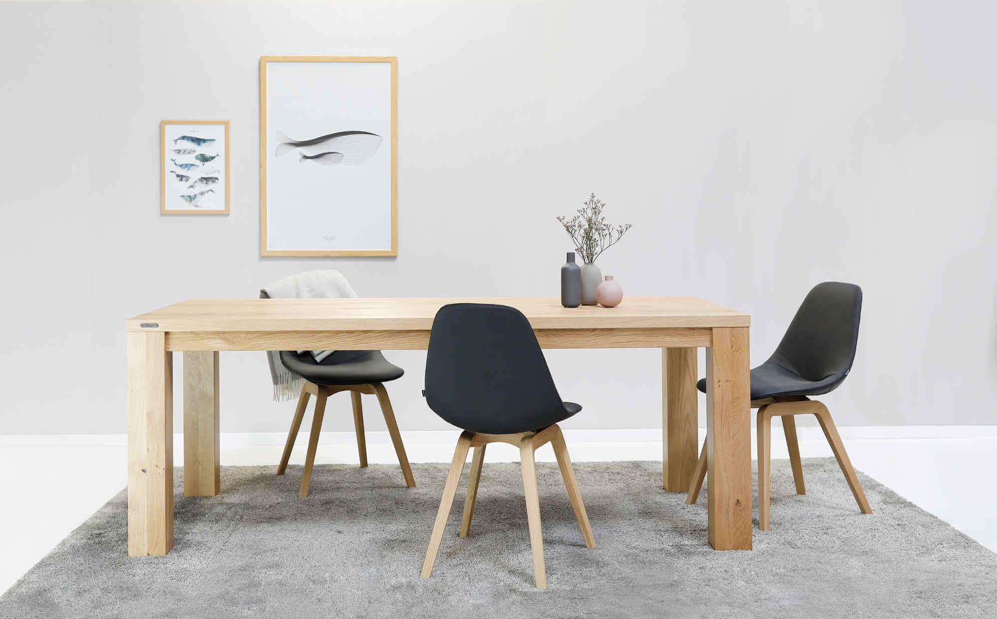 massivholz esstisch franz nach ma goldau noelle manufaktur. Black Bedroom Furniture Sets. Home Design Ideas