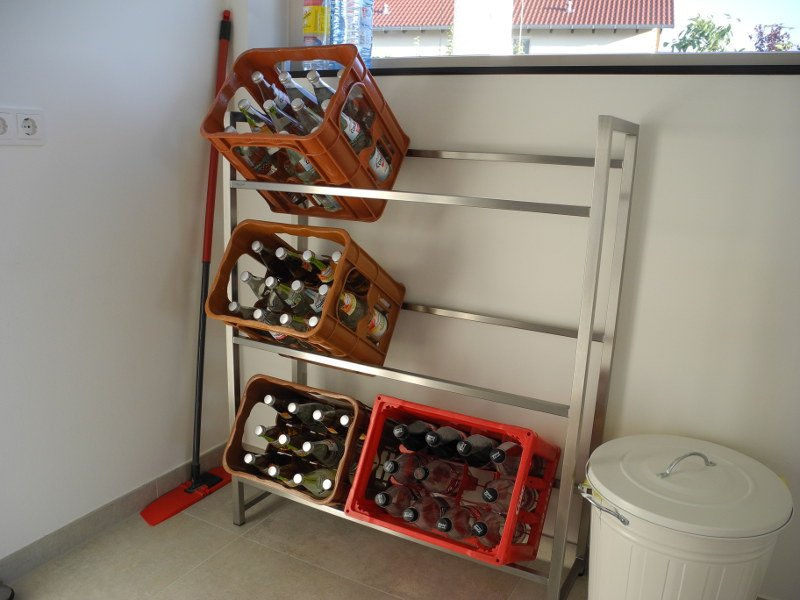Getränkekistenregal FERE
