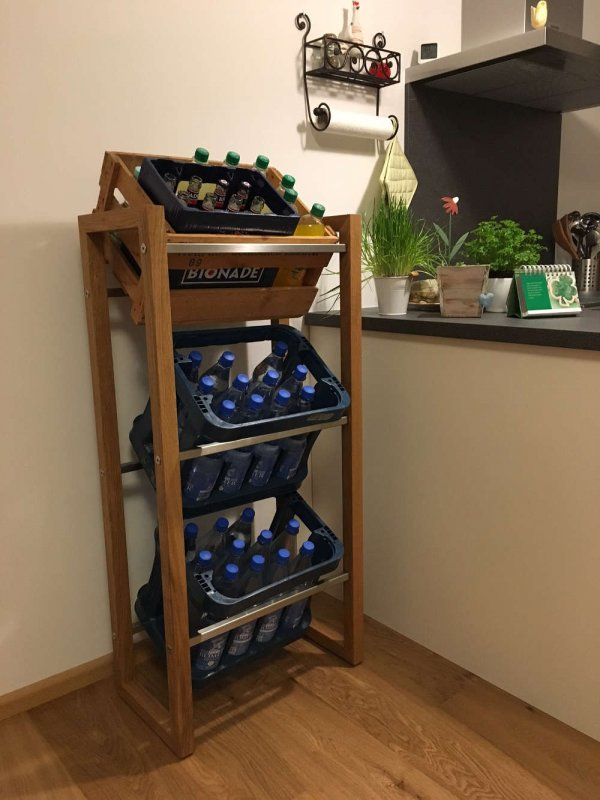Getränkekistenregal FRITZ